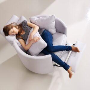 'Moon recliner