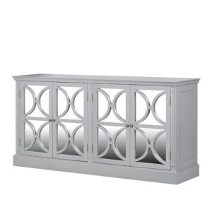 Fairmont grey sideboard