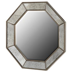 Octagonal peegel