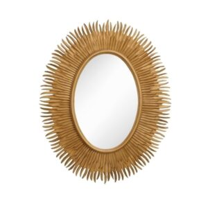 Moher Oval Mirror